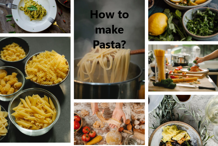 How To Make Pasta?
