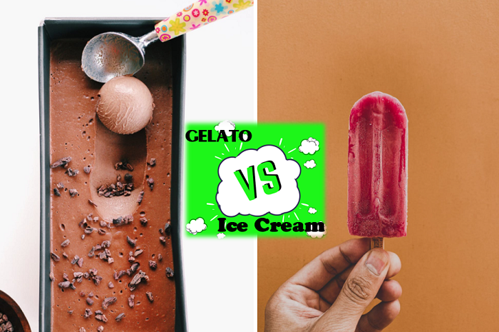 How Is Gelato Different From Ice Cream?
