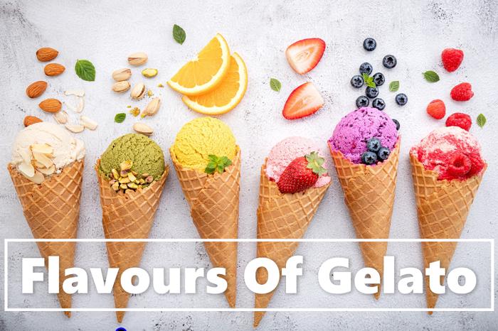 Flavours Of Gelato